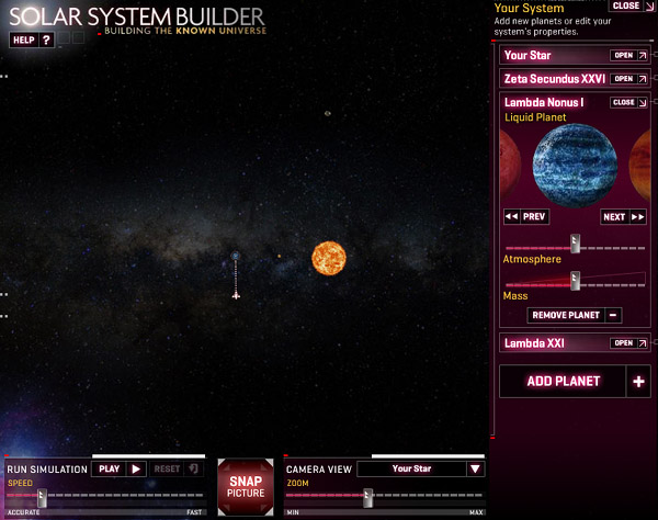 solar system builder national geographic - photo #20